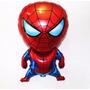 Homem Aranha Balão Metalizado Inflável Gigante
