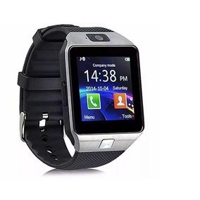 abfa01cf80b Relógio Inteligente Dz09 Smart Watch Bluetooth Chip Android. R  250