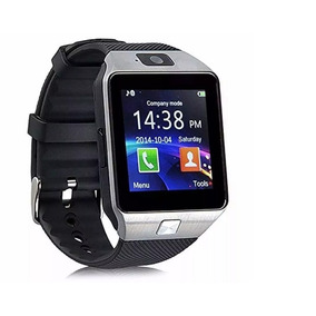 4243eaad219 Relógio Inteligente Dz09 Smart Watch Bluetooth Chip Android. R  250