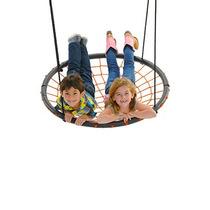 Swinging Mono Productos Araña Gigante Árbol Web, Naranja - 4