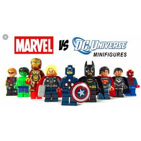 Lego Batman Gatubela Guason Liga De La Justicia