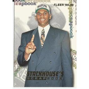 1995-96 Fleer Stackhouse´s Scrapbook Jerry Stackhouse #1