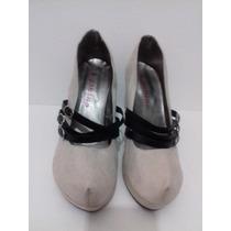 Sapato Novo Peep Toe- Tam 37- Estilo Boneca