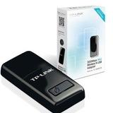 Mini Antena Wifi Usb Nano Tl-wn823n Tp Link 300mbps Pc Lap