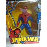 Spiderman Articulado . 60 Cm Alto Articulado Marvel