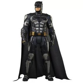 Boneco Batman Gigante Com Uniforme Tático 45 Cm Mimo 0924