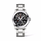 Reloj Longines Conquest Chrono 1/100th L37004566 | Original