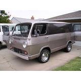 Manual De Taller Chevrolet Van (1964-1966) Envio Gratis