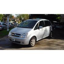 Chevrolet Meriva Gls 1.8 16v Gris Plata ´05