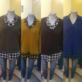 Sweater / Camisa O Camiblusa Talles Grandes