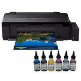 Impresora Epson L1800 A3+ Tinta De Plotter 6x100 Canvas