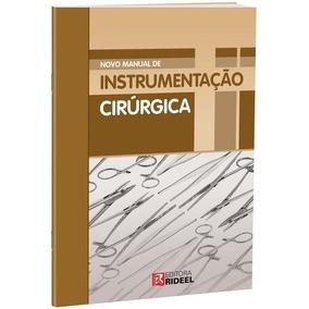 Novo Manual De Instrumentação Cirúrgica