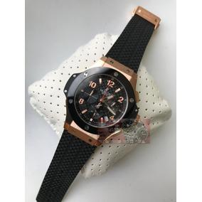 2977d34dc49 Relogio Hublot Gold 750 - Relógios no Mercado Livre Brasil