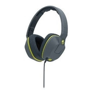Skullcandy - Crusher Over-the-ear Headphones - Gris / Lima