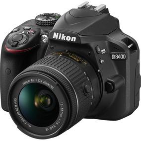 Camara Digital Nikon D4300 24.2 Mp Cuerpo Caja Kit Full Hd
