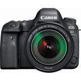 Camara - Canon Eos 6d Mark Ii Dslr