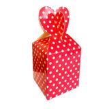6 Cajas Rojas Sorpresa Para Cumpleaños Fiestaclub