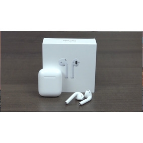 Airpods (apple Wireless) - Entrega Inmediata