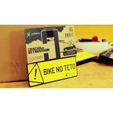 Crachá De Retrovisor - Bike No Teto - Pedaleria (2unidades)