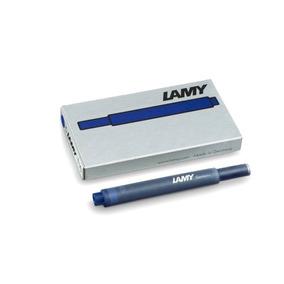Cartucho De Recarga Para Estilográficas Lamy T10 Azul Oscuro