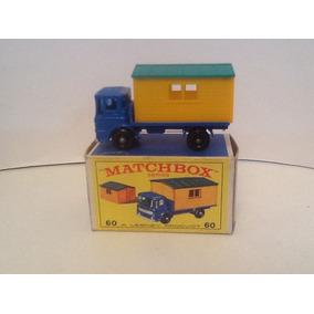 Matchbox Lesney # 60 Office Truck