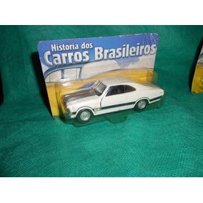 Opala Ss 1/43 História Dos Carros Brasileiros Jornal Extra