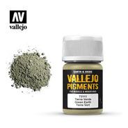 Vallejo Pigmento Tierra Verde 35ml 73111 Rdelhobby Mza