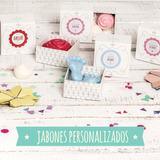 Souvenirs Jabones Personalizados. Nacimiento Cumpleaños
