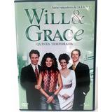 Box Original: Will & Grace - 5ª Temporada - Lacrado - 4 Dvds
