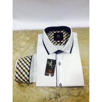 Camisas Masculina Promoção Kit Com 3 Peças Tamanhos 4, 5, 6