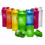 Shaker Smartshake 600 Ml Suplemento Proteina Todos Colores
