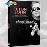 Elton John Itunes Festival Dvd Región 1 Y 4