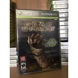 Dead Space - Nuevo Y Sellado - Xbox 360