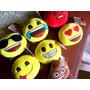 Súper Lote 7 Almohadones Emoticones Emojis Marca Oficial