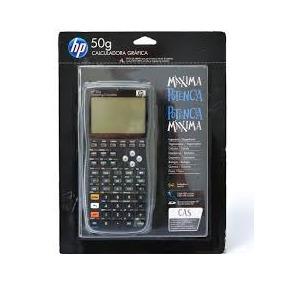Calculadora Gráfica Hp 50g + Nfe