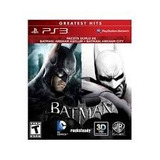 Batman Pack Ps3 Game Sport Chile
