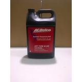 Aceite Para Direccion Hidraulica Acdelco- Chevrolet 1 Litro