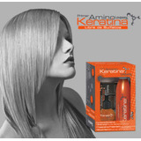 Keratina Kit Completo Shampoo Tratamiento Silicon Cabello