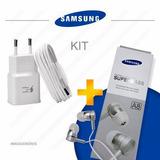 Compre 1 Carregador Turbo Samsung E Ganhe Um Fone De Ouvido