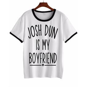 Remera Twenty One Pilots Josh Dun Is My Boyfriend