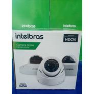Câmera Intelbras Hdcvi Vhd 3120 D G2. Serie 3000 Dome 20mts