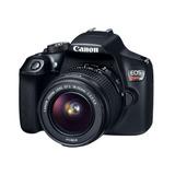 Cámara Digital Canon 18mp Eos Rebel T6 Wifi Full Hd + Lente