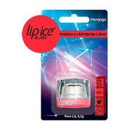 Protetor Labial  Lip Ice Cube 6,5g  Fps 15 Morango Full
