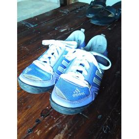 Botas adidas Daroga Y Zapatos Colegiales Usados Talla 32