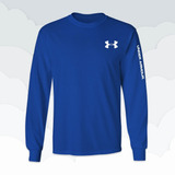 Playera Manga Larga Under Armour