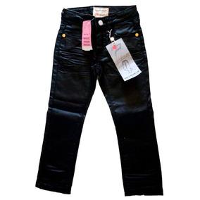 Calça Jeans Preta Infantil Lilica Ripilica Original