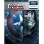 Blu Ray 3d Captain America Civil War Steelbook Exclusivo Hd