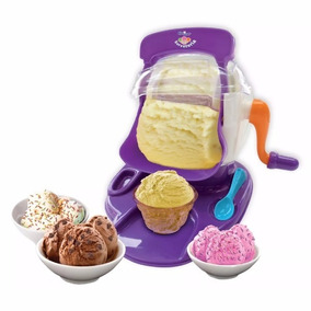 Fábrica De Sorvetes Kids Chefe Multikids Br364 Sorveteria Un