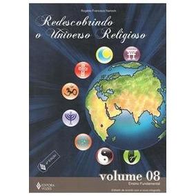 Livro Redescobrindo O Universo Religioso Vol 08 Ed:vozes