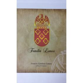 Livro - Família Lemos - Francis Cardoso Lemos- Genealogia